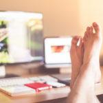 Zdrowe i zadbane stopy